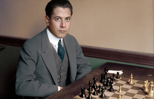 El legendario Capablanca