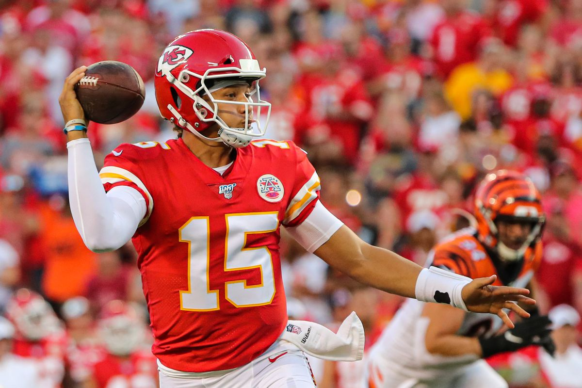 Mahomes, el Jefe de Kansas City